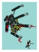 Mode d'emploi Lego set 7721 Exo-Force Combat crawler X2 - Page 92