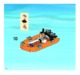 Mode d'emploi Lego set 7726 City Coast guard truck with speed boat - Page 16