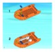 Mode d'emploi Lego set 7726 City Coast guard truck with speed boat - Page 8
