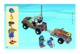Mode d'emploi Lego set 7737 City Coast guard 4WD and jet scooter - Page 24
