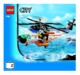 Mode d'emploi Lego set 7738 City Coast guard helicopter and life raft - Page 25