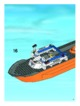 Mode d'emploi Lego set 7739 City Coast guard patrol boat and tower - Page 19