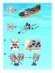 Mode d'emploi Lego set 7739 City Coast guard patrol boat and tower - Page 2