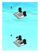 Mode d'emploi Lego set 7739 City Coast guard patrol boat and tower - Page 22