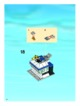 Mode d'emploi Lego set 7739 City Coast guard patrol boat and tower - Page 30