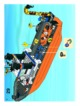 Mode d'emploi Lego set 7739 City Coast guard patrol boat and tower - Page 40