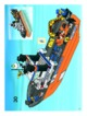 Mode d'emploi Lego set 7739 City Coast guard patrol boat and tower - Page 41