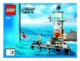Mode d'emploi Lego set 7739 City Coast guard patrol boat and tower - Page 45