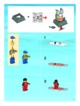 Mode d'emploi Lego set 7739 City Coast guard patrol boat and tower - Page 47