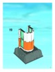 Mode d'emploi Lego set 7739 City Coast guard patrol boat and tower - Page 61