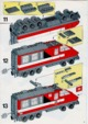Mode d'emploi Lego set 7745 Trains High speed train - Page 13