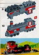 Mode d'emploi Lego set 7745 Trains High speed train - Page 29