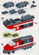 Mode d'emploi Lego set 7745 Trains High speed train - Page 5
