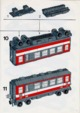 Mode d'emploi Lego set 7745 Trains High speed train - Page 9