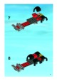 Mode d'emploi Lego set 7747 City Wind turbine transport - Page 33