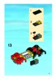 Mode d'emploi Lego set 7747 City Wind turbine transport - Page 37