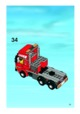 Mode d'emploi Lego set 7747 City Wind turbine transport - Page 61