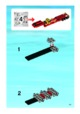 Mode d'emploi Lego set 7747 City Wind turbine transport - Page 67