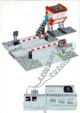 Mode d'emploi Lego set 7866 Trains Level crossing - Page 11