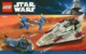 Mode d'emploi Lego set 7868 Star Wars Mace Windus Jedi starfighter - Page 1