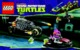 Mode d'emploi Lego set 79102 Turtles Stealth shell in pursuit - Page 1