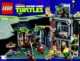 Mode d'emploi Lego set 79103 Turtles Turtle lair attack - Page 36