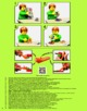 Mode d'emploi Lego set 79121 Turtles Turtle sub undersea chase - Page 2