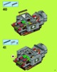 Mode d'emploi Lego set 79121 Turtles Turtle sub undersea chase - Page 33