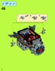 Mode d'emploi Lego set 79121 Turtles Turtle sub undersea chase - Page 40
