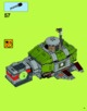 Mode d'emploi Lego set 79121 Turtles Turtle sub undersea chase - Page 71