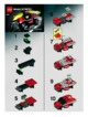 Mode d'emploi Lego set 8130 Racers Terrain crusher - Page 1