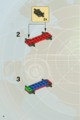 Mode d'emploi Lego set 8423 Cars World grand prix racing rivalry - Page 4