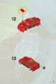 Mode d'emploi Lego set 8423 Cars World grand prix racing rivalry - Page 9