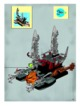 Mode d'emploi Lego set 8624 Bionicle Race for the mask of life - Page 59