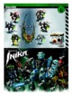 Mode d'emploi Lego set 8624 Bionicle Race for the mask of life - Page 80