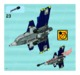 Mode d'emploi Lego set 8630 Agents Gold hunt - Page 34