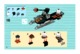 Mode d'emploi Lego set 8631 Agents Jetpack pursuit - Page 14
