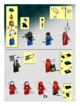 Mode d'emploi Lego set 8672 Racers Ferrari finish line - Page 2