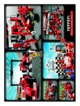 Mode d'emploi Lego set 8672 Racers Ferrari finish line - Page 38