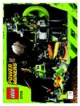 Mode d'emploi Lego set 8709 Power Miners Underground mining station - Page 1