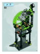 Mode d'emploi Lego set 8709 Power Miners Underground mining station - Page 115