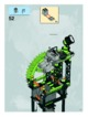 Mode d'emploi Lego set 8709 Power Miners Underground mining station - Page 117