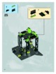Mode d'emploi Lego set 8709 Power Miners Underground mining station - Page 36