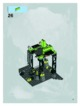 Mode d'emploi Lego set 8709 Power Miners Underground mining station - Page 37