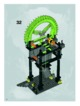 Mode d'emploi Lego set 8709 Power Miners Underground mining station - Page 92