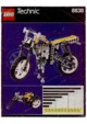 Mode d'emploi Lego set 8838 Technic Shock cycle - Page 1