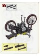 Mode d'emploi Lego set 8838 Technic Shock cycle - Page 14
