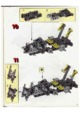 Mode d'emploi Lego set 8838 Technic Shock cycle - Page 19
