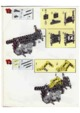Mode d'emploi Lego set 8838 Technic Shock cycle - Page 7