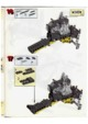 Mode d'emploi Lego set 8838 Technic Shock cycle - Page 9